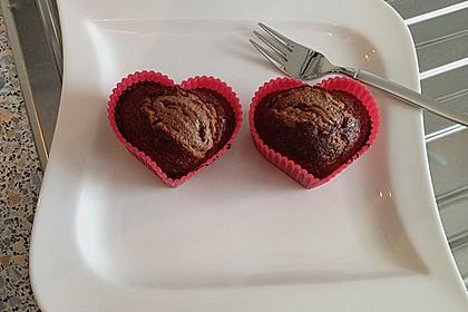 Schokoladenkuchen mit flüssigem Kern à la Italia 108