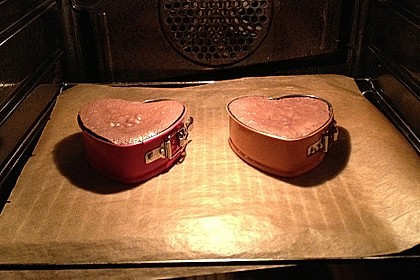 Schokoladenkuchen mit flüssigem Kern à la Italia 116