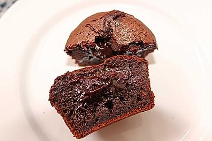 Schokoladenkuchen mit flüssigem Kern à la Italia 43