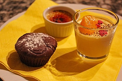 Schokoladenkuchen mit flüssigem Kern à la Italia 28