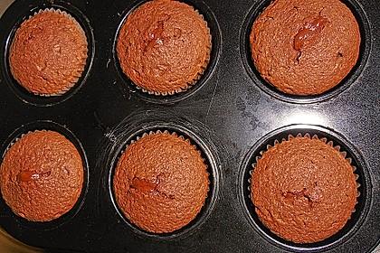 Schokoladenkuchen mit flüssigem Kern à la Italia 53