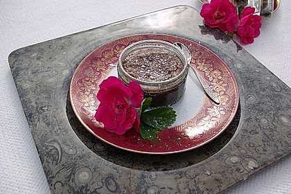 Schokoladenkuchen mit flüssigem Kern à la Italia 17