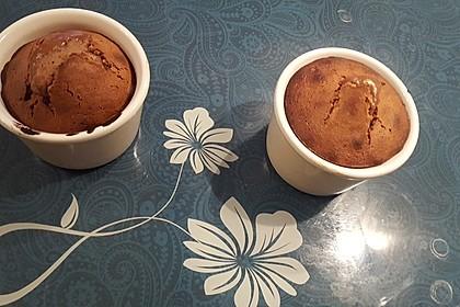 Schokoladenkuchen mit flüssigem Kern à la Italia 19