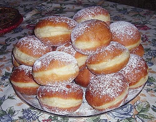 Berliner Pfannkuchen (Rezept mit Bild) von Gaby2704 | Chefkoch.de