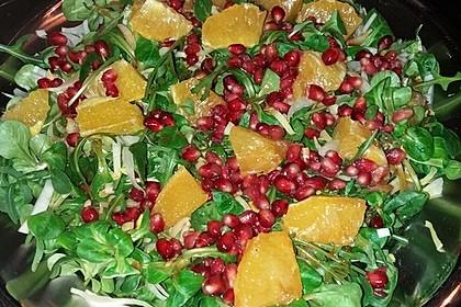 Wintersalat mit Chicoree und Radicchio 6