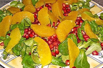 Wintersalat mit Chicoree und Radicchio 5