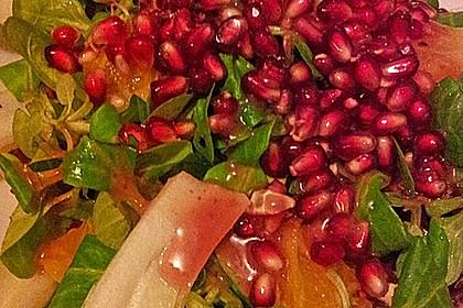 Wintersalat mit Chicoree und Radicchio 11