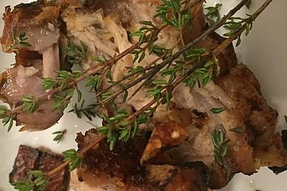 Schweinebauch aus dem Ofen, knusprig 6