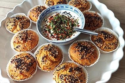 Falafel - Muffins 6