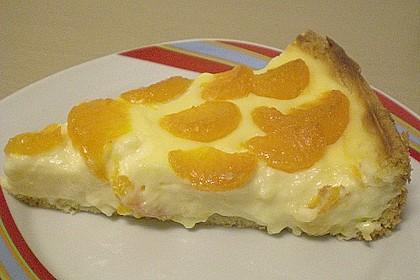 Mandarinen-Schmand-Kuchen 160