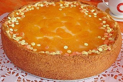 Mandarinen-Schmand-Kuchen 18