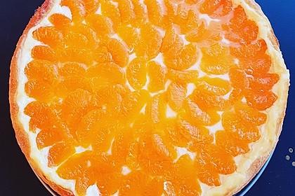 Mandarinen-Schmand-Kuchen 3