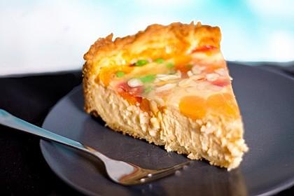 Mandarinen-Schmand-Kuchen 186