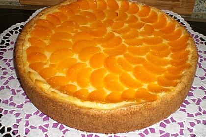 Mandarinen-Schmand-Kuchen 5
