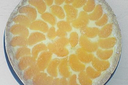 Mandarinen-Schmand-Kuchen 166