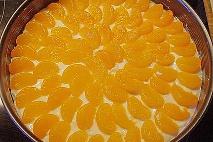 Mandarinen-Schmand-Kuchen 88