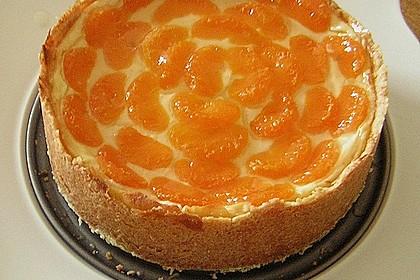 Mandarinen-Schmand-Kuchen 87