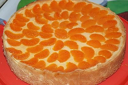 Mandarinen-Schmand-Kuchen 0