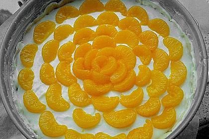 Mandarinen-Schmand-Kuchen 20