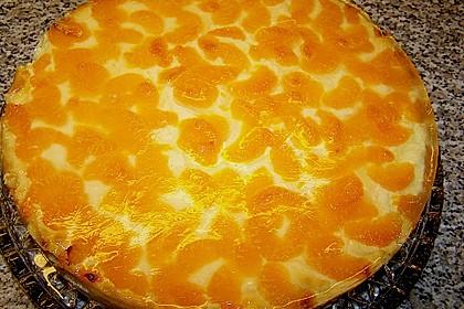 Mandarinen-Schmand-Kuchen 98