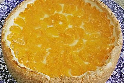 Mandarinen-Schmand-Kuchen 135