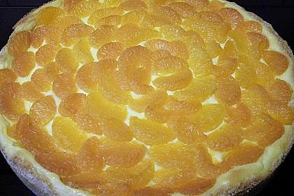 Mandarinen-Schmand-Kuchen 96