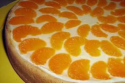 Mandarinen-Schmand-Kuchen 13