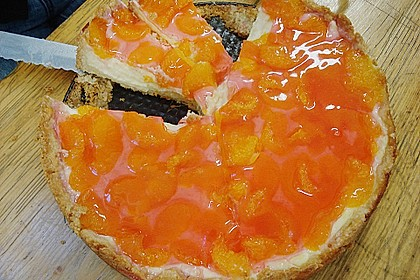 Mandarinen-Schmand-Kuchen 159