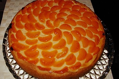 Mandarinen-Schmand-Kuchen 85