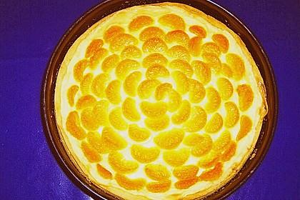 Mandarinen-Schmand-Kuchen 91