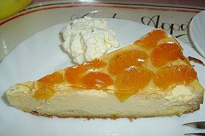 Mandarinen-Schmand-Kuchen 9