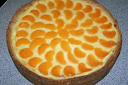 Mandarinen-Schmand-Kuchen 17