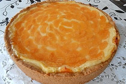 Mandarinen-Schmand-Kuchen 132