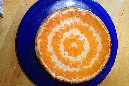 Mandarinen-Schmand-Kuchen 150
