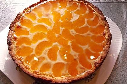 Mandarinen-Schmand-Kuchen 118