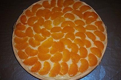 Mandarinen-Schmand-Kuchen 77