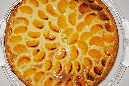 Mandarinen-Schmand-Kuchen 86