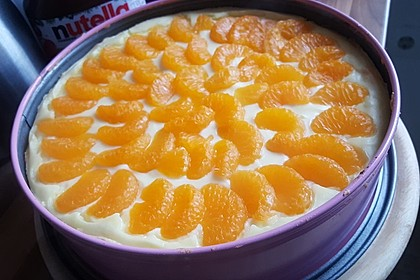Mandarinen-Schmand-Kuchen 7