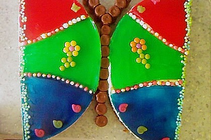 Philadelphia - Donauwelle - Butterfly - Torte 11