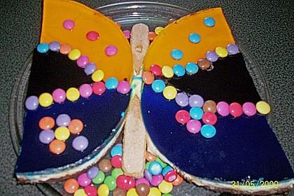 Philadelphia - Donauwelle - Butterfly - Torte 20
