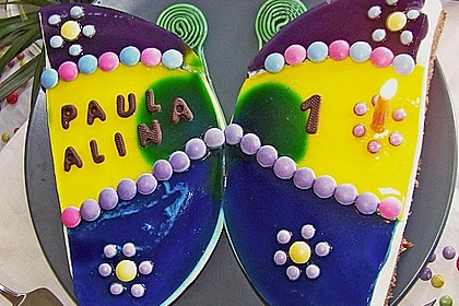 Philadelphia - Donauwelle - Butterfly - Torte 7