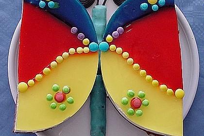 Philadelphia - Donauwelle - Butterfly - Torte 4
