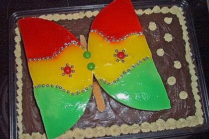 Philadelphia - Donauwelle - Butterfly - Torte 19
