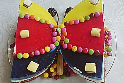 Philadelphia - Donauwelle - Butterfly - Torte 17