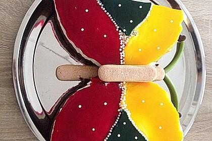 Philadelphia - Donauwelle - Butterfly - Torte 5