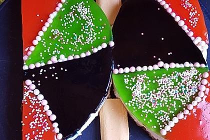Philadelphia - Donauwelle - Butterfly - Torte 22