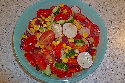 Bunter Salat 10