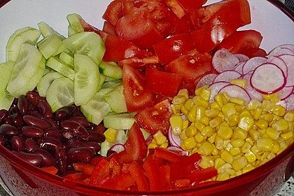Bunter Salat 32