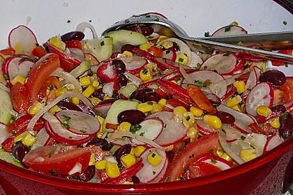 Bunter Salat 11