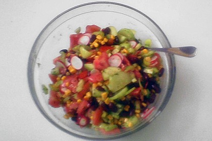 Bunter Salat 36